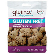 Glutino Gluten Free Animal Graham Crackers