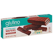 Glutino Gluten Free Milk Chocolate Coated Chocolate Wafers