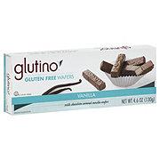 Glutino Gluten Free Milk Chocolate Coated Wafers
