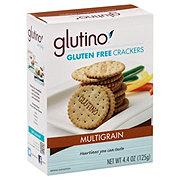 Glutino Gluten Free Multigrain Crackers
