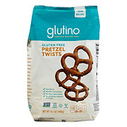 Glutino Gluten Free Pretzel Twists Family Pack