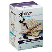 Glutino Gluten-Free Toaster Pastry Frosted Blueberry