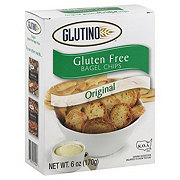 Glutino Original Bagel Chips