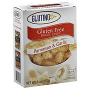 Glutino Parmesan Garlic Bagel Chips