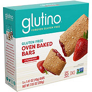 Glutino Strawberry Breakfast Bars