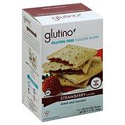 Glutino Strawberry Toaster Pastry