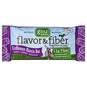 Gnu Foods Fiberlove Cinnamon Raisin