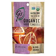 Go Naturally Organic Blood Orange Hard Candies