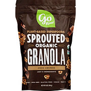 Go Raw 100% Organic Live Chocolate Granola
