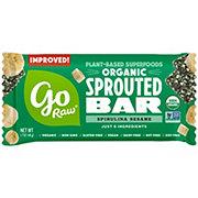 Go Raw 100% Organic Spirulina Energy Bar