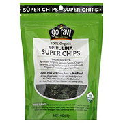 Go Raw 100% Organic Spirulina Super Chips