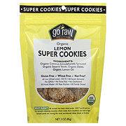Go Raw Lemon Super Cookies