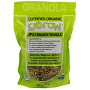 Go Raw Organic Apple Cinnamon Granola