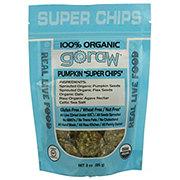 Go Raw Organic Pumpkin Super Chips