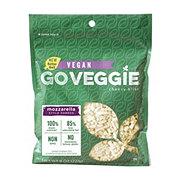 GO VEGGIE Vegan Mozzarella Cheese Shreds