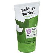 Goddess Garden Organics Facial Sunscreen SPF 30