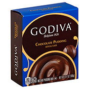 Godiva Chocolate Instant Pudding Mix
