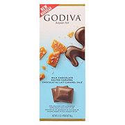 Godiva Milk Chocolate Salted Caramel Bar