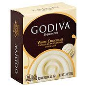 Godiva White Chocolate Instant Pudding