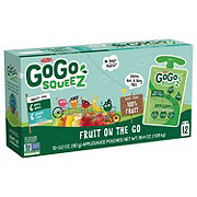 GoGo Squeez Apple & Gimme Five Variety Pack