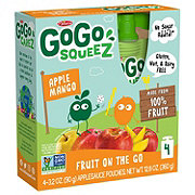 GoGo Squeez Apple Mango Applesauce On the Go