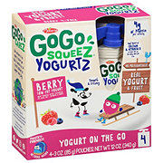 GoGo Squeez Berry Yogurtz On The Go