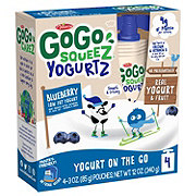 GoGo Squeez Blueberry Yogurtz