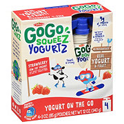 GoGo Squeez Strawberry Yogurtz On The Go