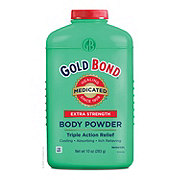 Gold Bond Medicated Extra Strength Body Powder