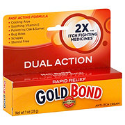 Gold Bond Medicated Rapid Relief Maximum Strength Anti-itch Cream