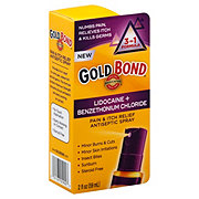 Gold Bond Pain And Itch Relief Antiseptic Spray