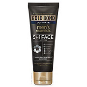 Gold Bond Ultimate Men's Essential 5-in-1 Face Lotion