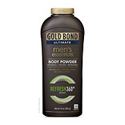 Gold Bond Ultimate Men's Essentials Body Powder Refresh 360 Scent