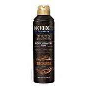 Gold Bond Ultimate Men's Essentials Body Spray Recharge