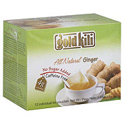 Gold Kili All Natural Ginger Tea