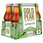 Gold Peak Diet Iced Tea 16.9 oz Bottles