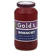 Gold's Borscht
