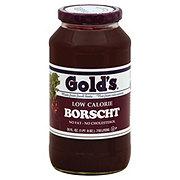 Gold's Low Calorie Borscht