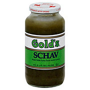 Gold's Schav Sorrel Soup