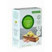 Goldbaum's Roasted Garlic Flatbread Crisps