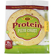 Golden Home Ultra Thin 7 Inch Protein Pizza Crust