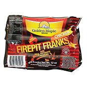 Golden Maple Firepit Chicken Franks