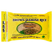 Golden Star Brown Jasmine Rice