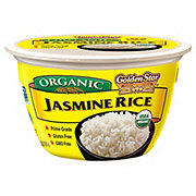 Golden Star Organic Jasmine Rice Bowl