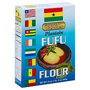 Golden Tropics Plantain Fufu Flour