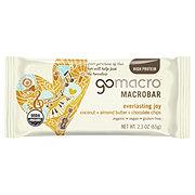 GoMacro Coconut + Almond Butter + Chocolate Chip Macrobar