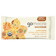 GoMacro Macrobar, Sunflower Butter & Chocolate