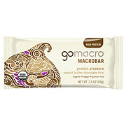 GoMacro Peanut Butter Chocolate Chip Macrobar