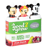 Good 2 Grow 100% Juice Fruit Punch, 3 pack