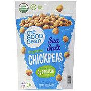 Good Bean Chickpea Snack Sea Salt